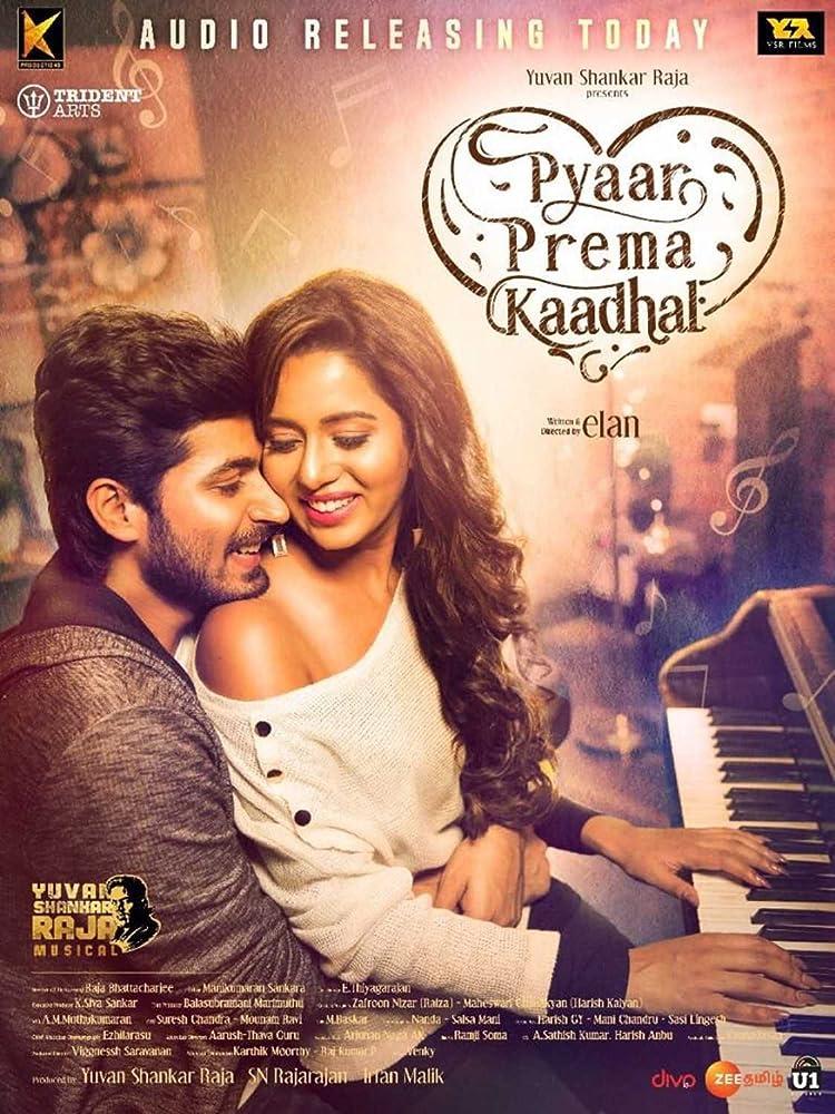 Pyaar Prema Kaadhal (2018) Tamil 720p HDRip x264 1.4GB ESubs