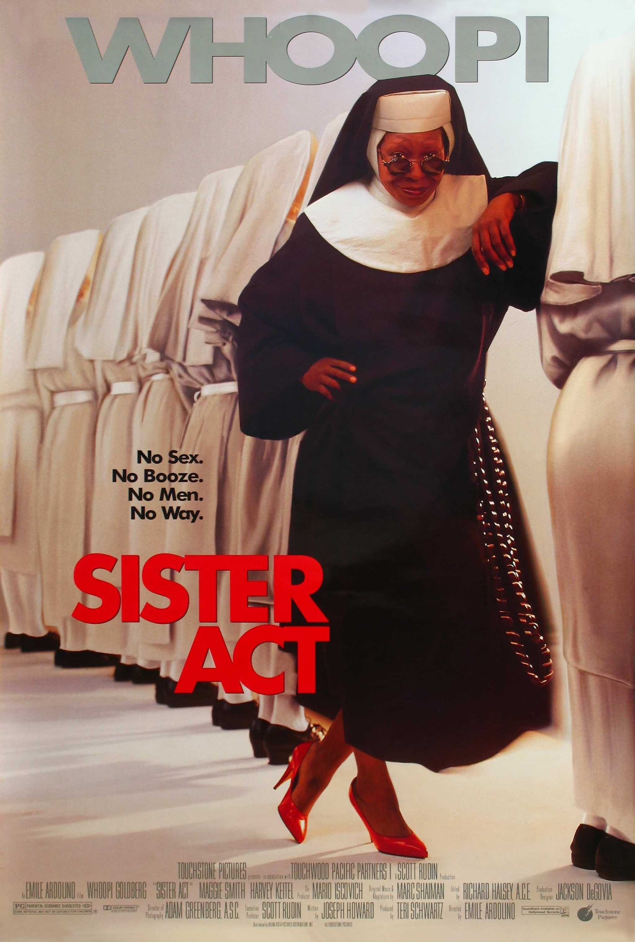 Image result for sister act poster