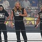 Hulk Hogan, Scott Hall, and Kevin Nash in WWF No Way Out (2002)