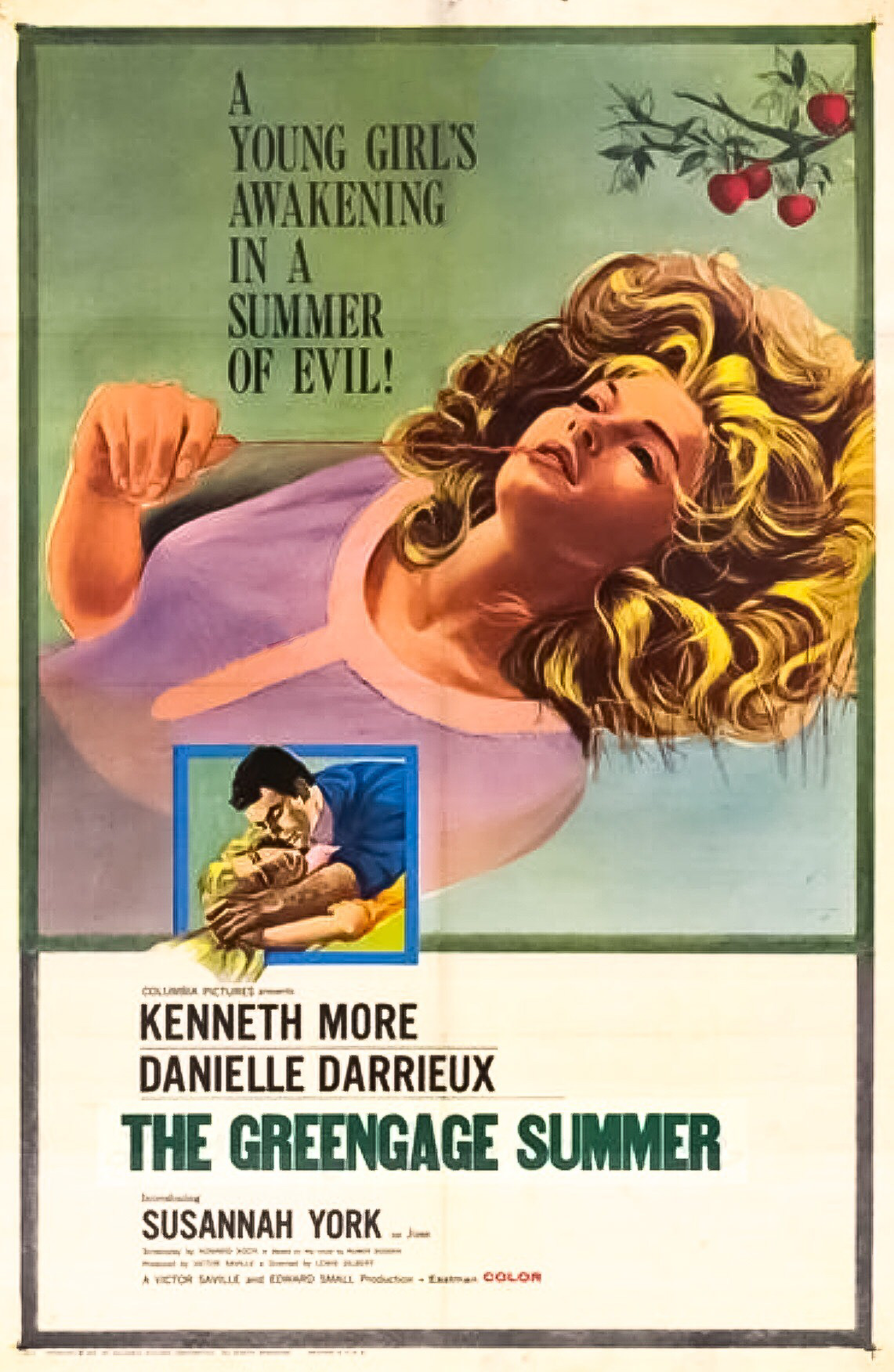 The Greengage Summer (1961)