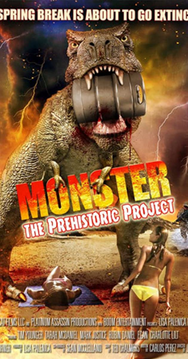 Subtitle of Monster: The Prehistoric Project