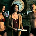 Katharine Isabelle, James McGowan, and Jewel Staite in How to Plan an Orgy in a Small Town (2015)