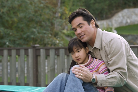 Dean Cain and Katie Pezarro in Crossroads: A Story of Forgiveness (2007)
