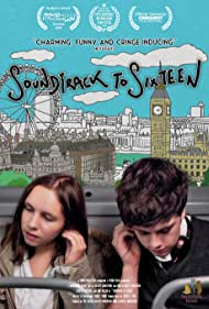 Scarlett Marshall and Gino Wilson in Soundtrack to Sixteen (2020)