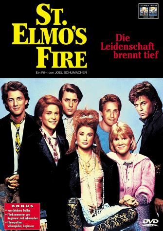 Image result for st.elmos fire movie