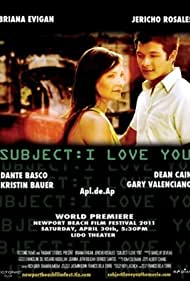 Briana Evigan and Jericho Rosales in Subject: I Love You (2011)