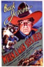 When a Man Sees Red (1934) Poster
