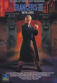 Trancers III Poster