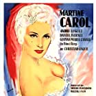 Martine Carol in Madame du Barry (1954)