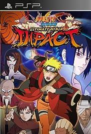 Naruto Shippûden: Ultimate Ninja Impact Poster