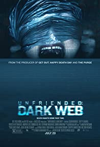 Primary photo for Unfriended: Dark Web