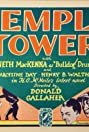 Temple Tower (1930) Poster