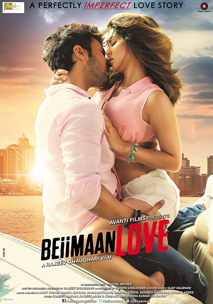 Beiimaan Love (2016) Hindi Movie 400MB HDRip 480p x264