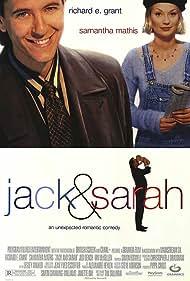 Samantha Mathis and Richard E. Grant in Jack & Sarah (1995)