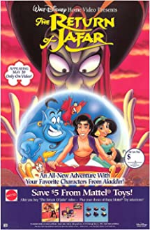 Aladdin and the Return of Jafar (1994 Video)