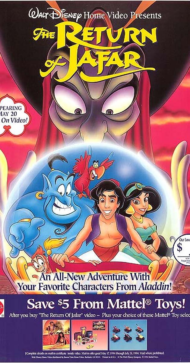 Subtitle of The Return of Jafar