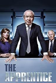 Alan Sugar, Nick Hewer, and Karren Brady in The Apprentice (2005)