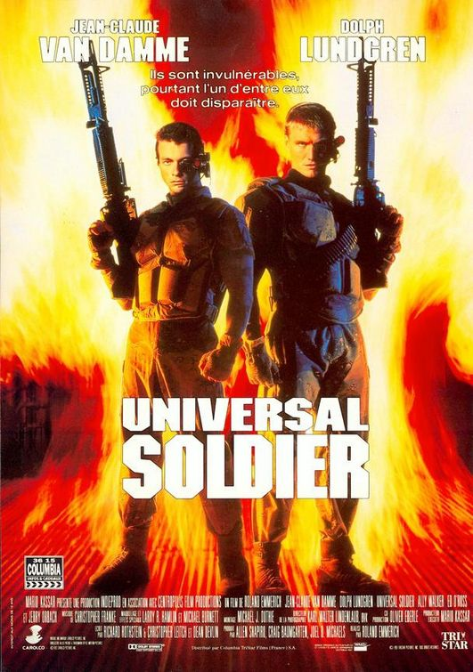 Universal Soldier 1992 Dual Audio Hindi 350MB BluRay 480p ESubs Download