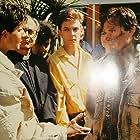 Dario Casalini, Luigi De Filippo, Gianluca Favilla, and Tommy Givogre in Quelli del casco (1988)