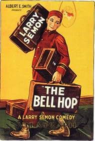 Larry Semon in The Bell Hop (1921)