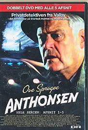 Anthonsen Poster