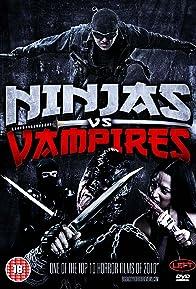 Primary photo for Ninjas vs. Vampires