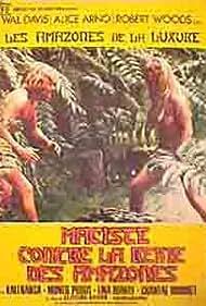 Maciste contre la reine des Amazones (1974) Poster - Movie Forum, Cast, Reviews