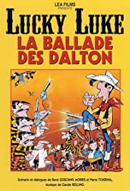 Lucky Luke: Ballad of the Daltons Poster