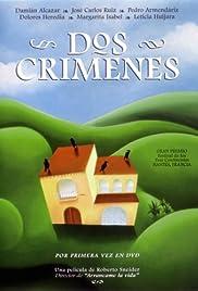 Dos crímenes Poster