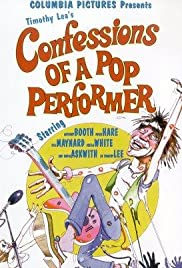 Confessions of a Pop Performer Poster