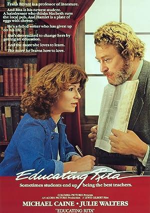 Educating Rita Poster Image