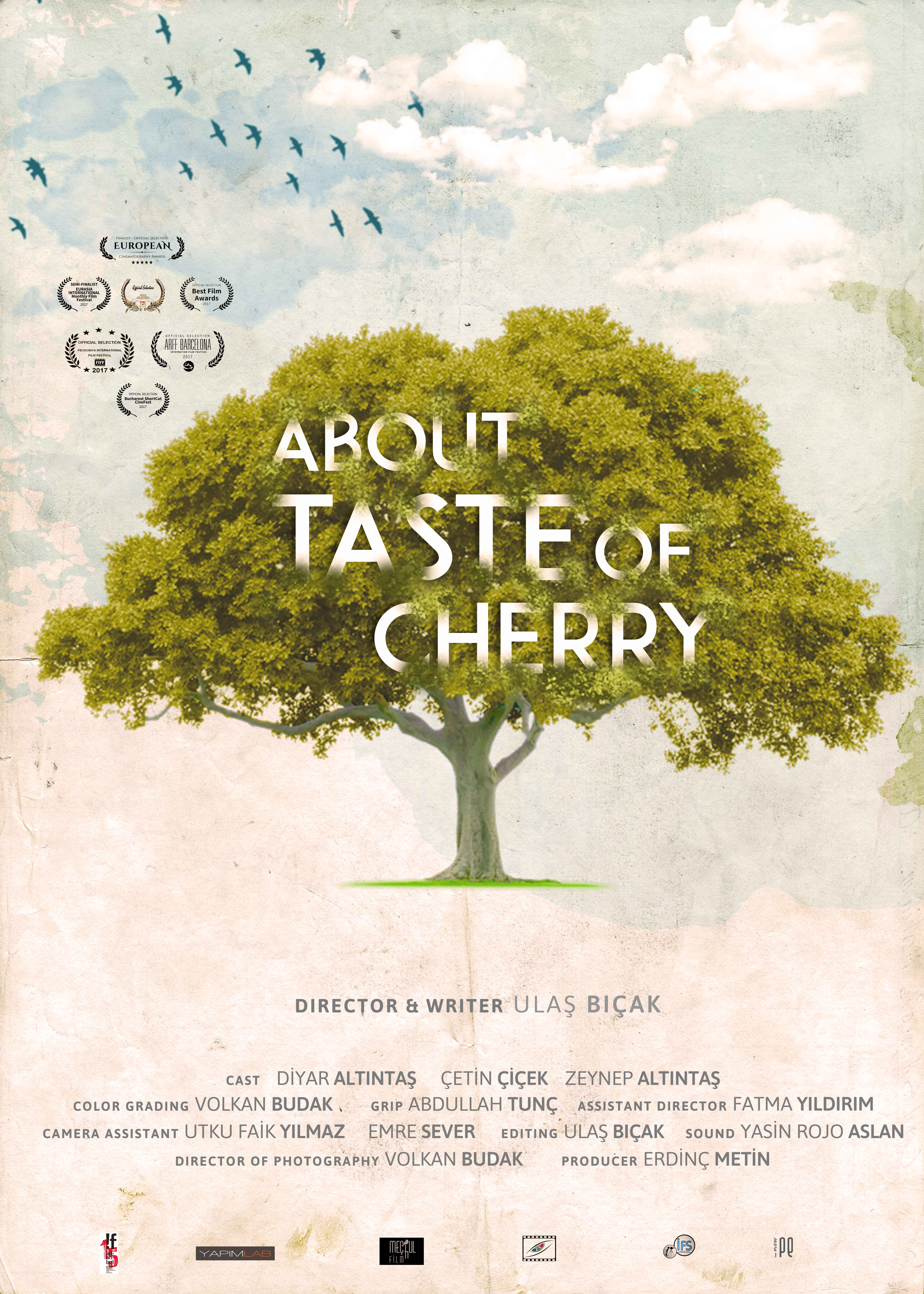 About Taste Of Cherry 2017