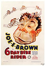 6 Day Bike Rider (1934) Poster - Movie Forum, Cast, Reviews