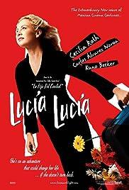Lucía, Lucía Poster