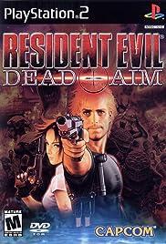 Resident Evil: Dead Aim Poster