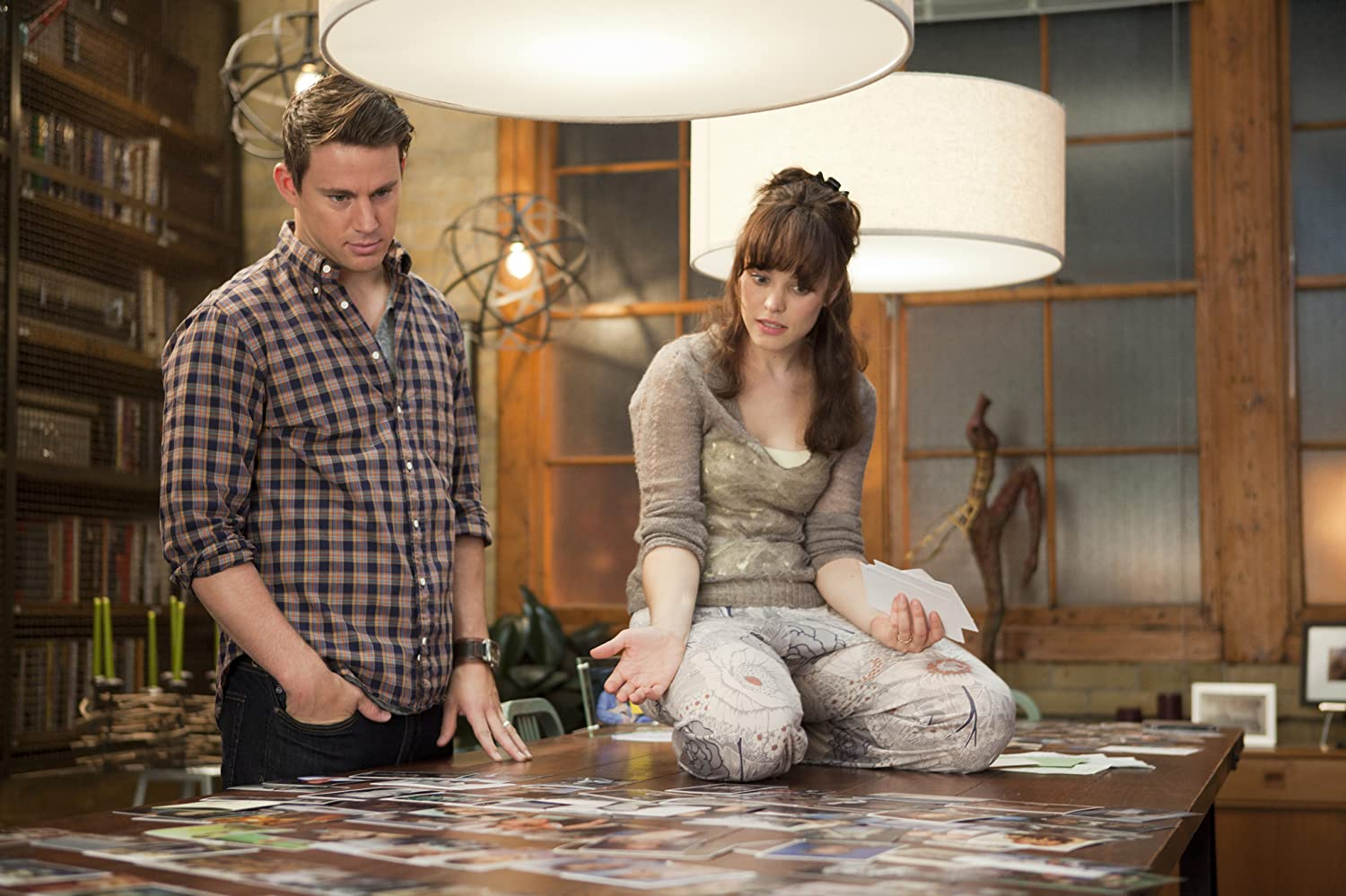 Leo dan Paige di The Vow