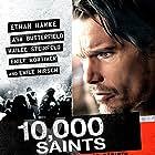 Ethan Hawke, Emile Hirsch, Asa Butterfield, and Hailee Steinfeld in 10,000 Saints (2015)