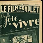 Douglas Fairbanks Jr. and Irene Dunne in Joy of Living (1938)