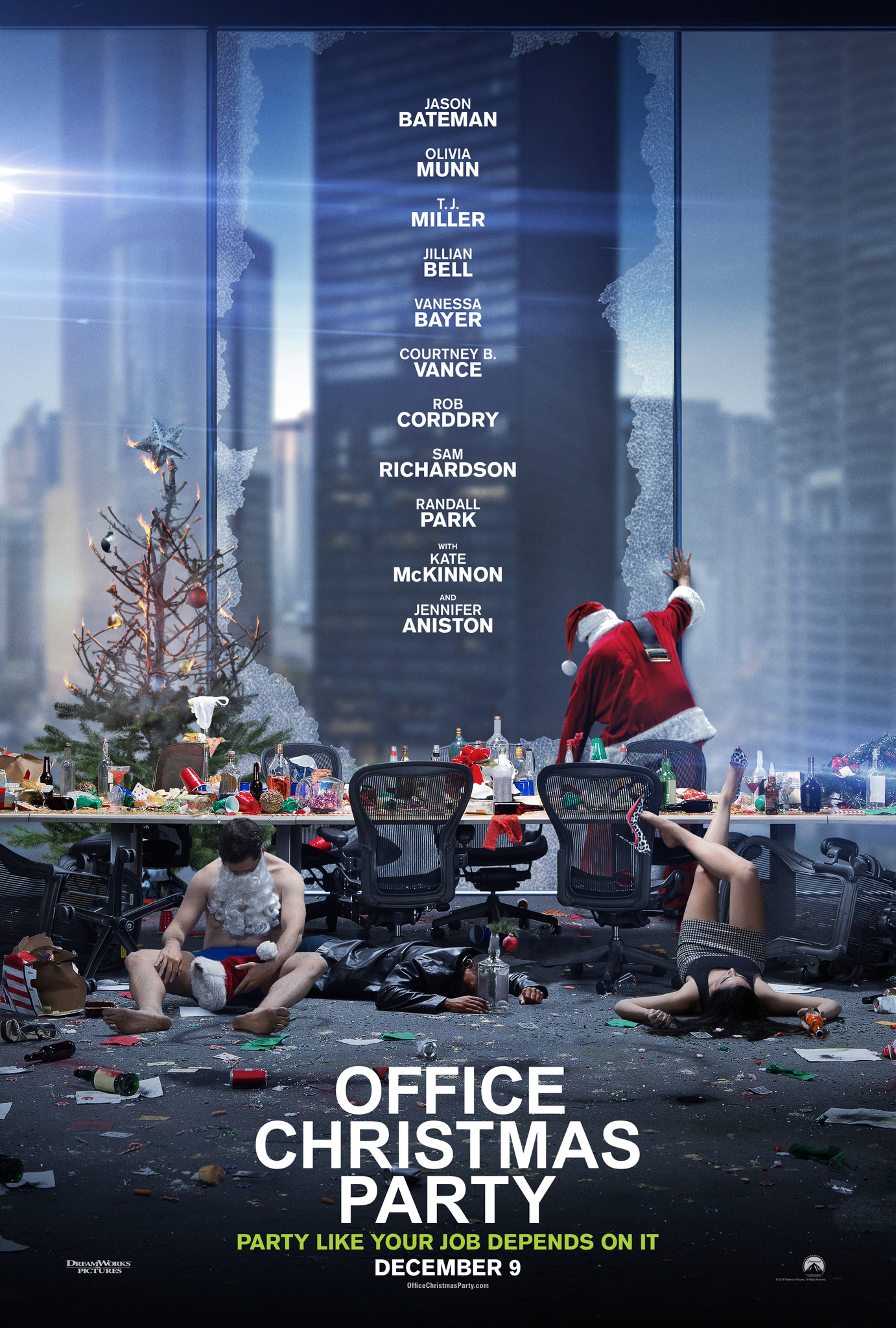 8c9daeafd Office Christmas Party (2016) - IMDb