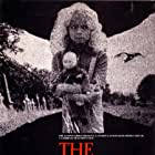 The 1980 UK poster of THE GODSEND depicting a stylised BONNIE (Wilhelmina Green)