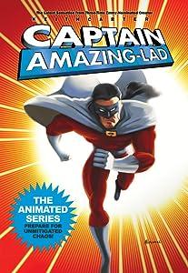 Downloadable movies computer Captain Amazing Lad [flv]