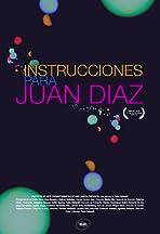 Instrucciones para Juan Díaz