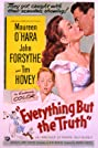 Everything But the Truth (1956) Poster