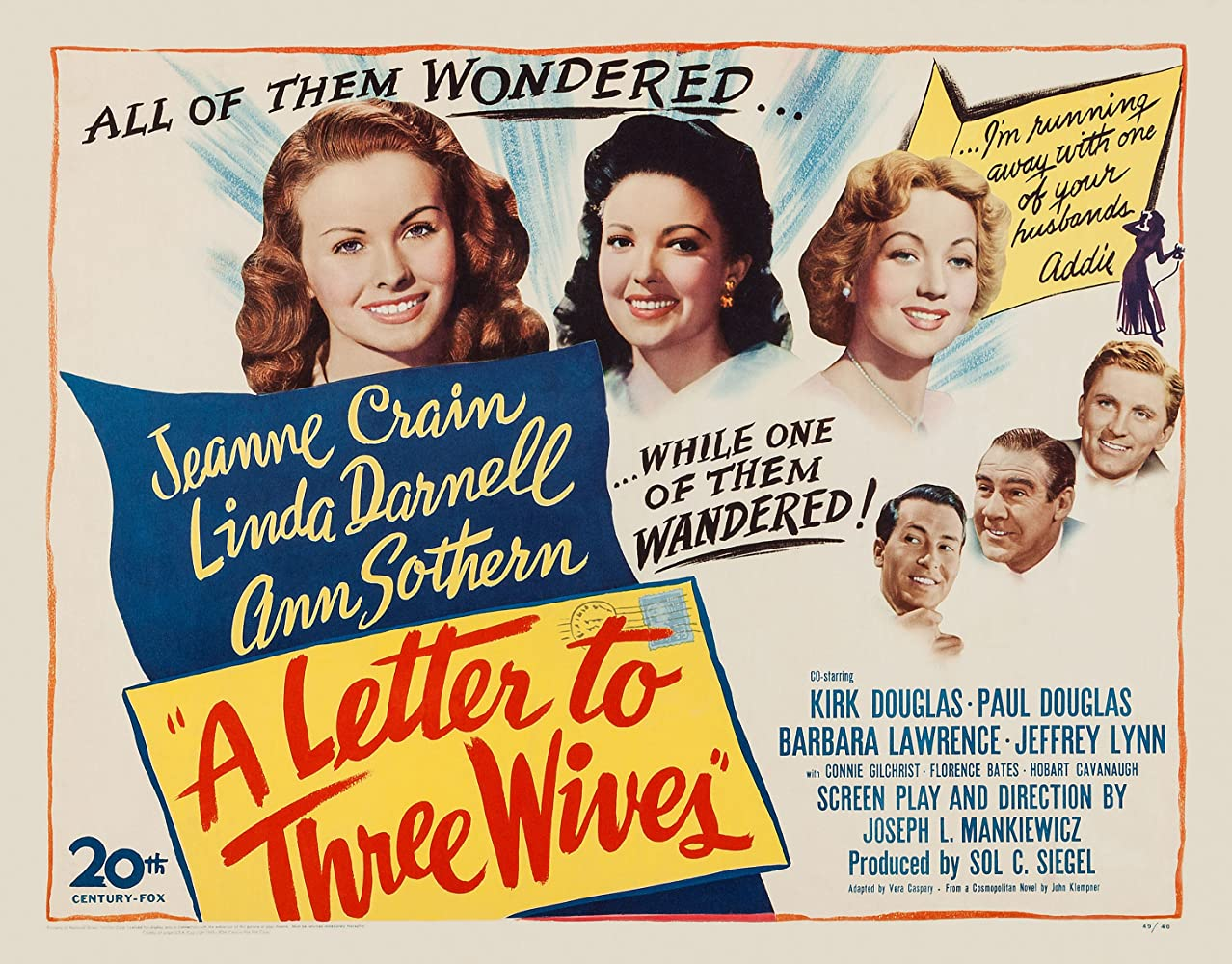 A Letter To Three Wives Image