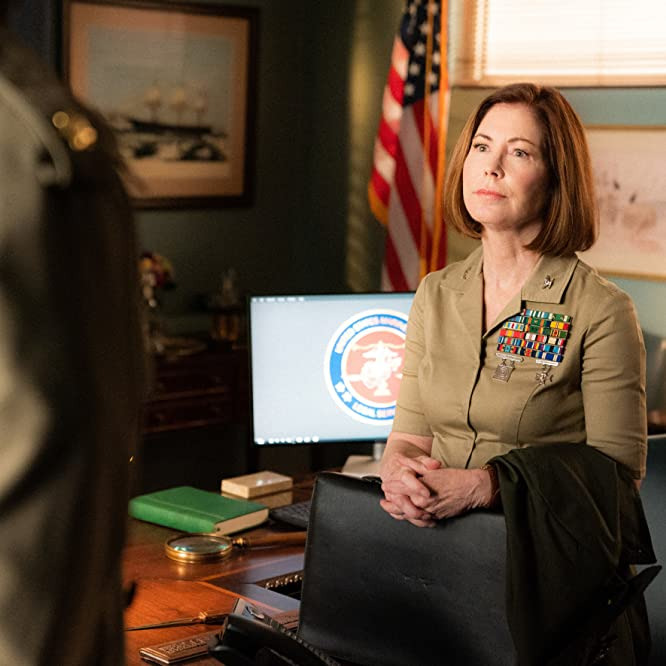Dana Delany in The Code (2019)