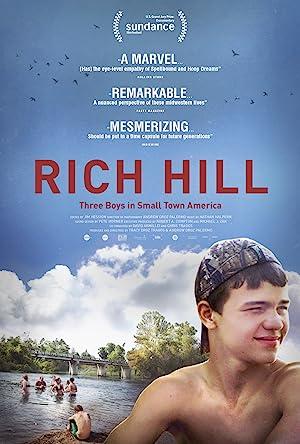 Rich Hill