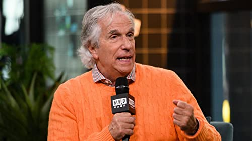 "BUILD: Henry Winkler Feels So Lucky to Be Such an Integral Part of HBO's ""Barry"""