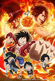One Piece: Episode of Sabo: Bond of Three Brothers, A Miraculous Reunion and an Inherited Will Poster