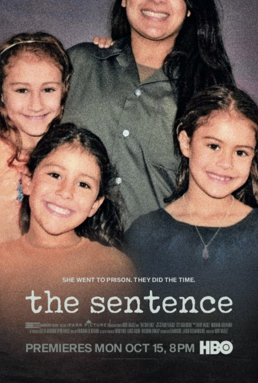 Poster of the movie The Sentence