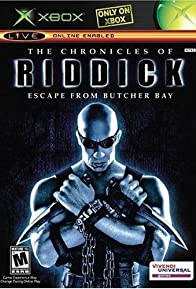 Primary photo for The Chronicles of Riddick: Escape from Butcher Bay